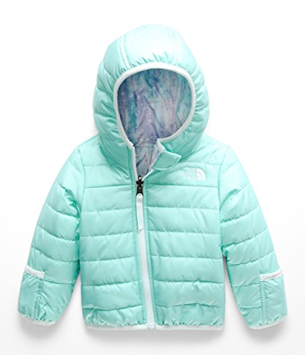 Product Image of the The North Face Infant Reversible Perrito Jacket, Mint Blue , 12-18 Months