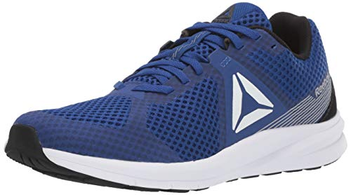 Reebok Men's Endless Road Running Shoe, Cobalt/Black/White, 10 M US