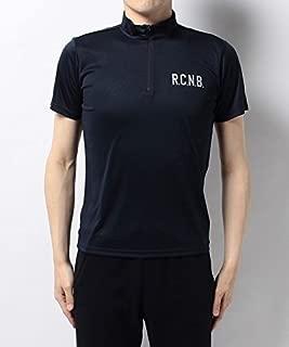 (ナンバー) Number R.C.N.B. ベーシック RUN ハーフジップTシャツ