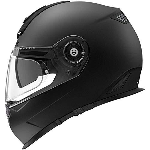 Schuberth S2 Sport Mate Negro Motocicleta Casco