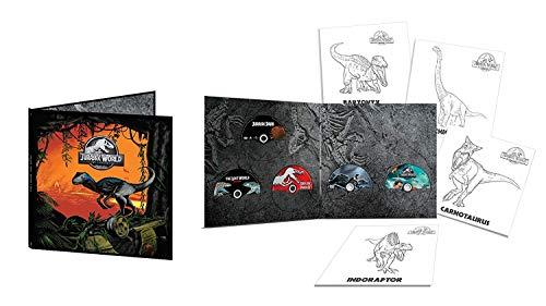 Jurassic 5 Movie Vynil Coll.(Box 5 Dv)