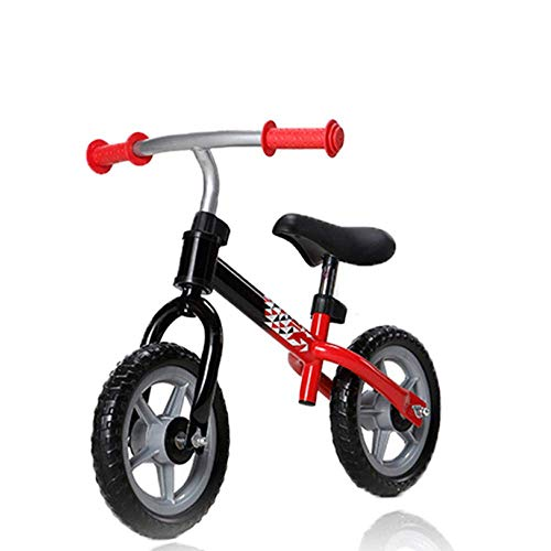 Read About Zjnhl Children's Fun/First Bike No Pedals Children's Balanced Bike for Boys and Girls 90-...