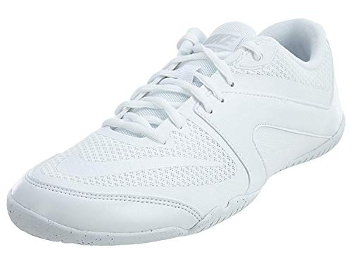 Nike Women's Cheer Scorpion Cross Training Shoes (6 B(M) US, White/White/Pure Platinum)