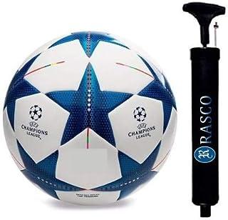 RASCO FOOTBALL BLUE STAR WITH PUMP