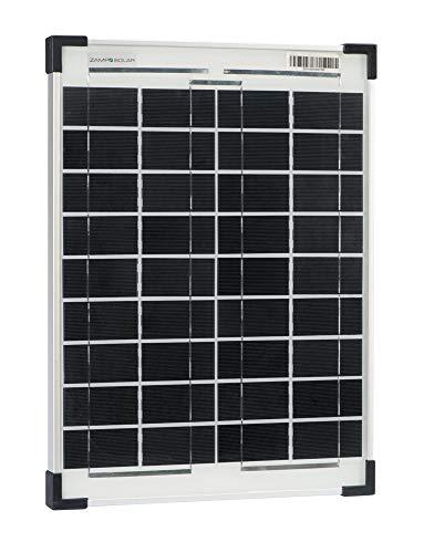 Zamp Solar 20-Watt Solar Panel for Solar Battery Charging to use with...