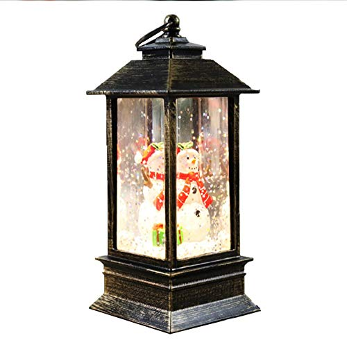 narratorbook Christmas Candle Lanterns Decorative Hanging Flameless Candle Lantern Battery Operated Candle Light Lamp for Indoor Outdoor Wedding Decoration