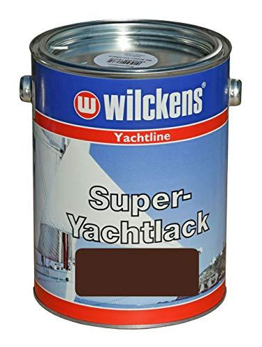 Wilckens Yachtline Super-Yachtlack 750ml, Farbe:RAL 8011 nussbraun, Größe:Standard