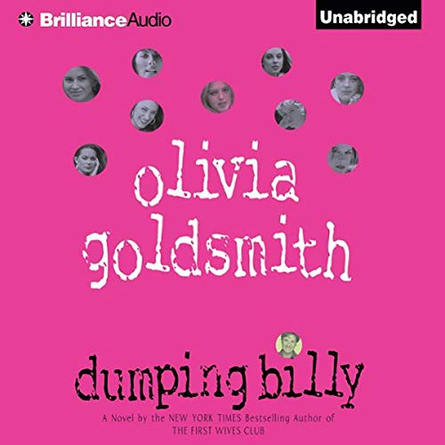 Dumping Billy audiobook cover art