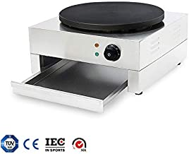 "HUIDANGJIA 16"" Electric Crepe Machine Commercial Crepe Maker Machine Pancake Griddle.."
