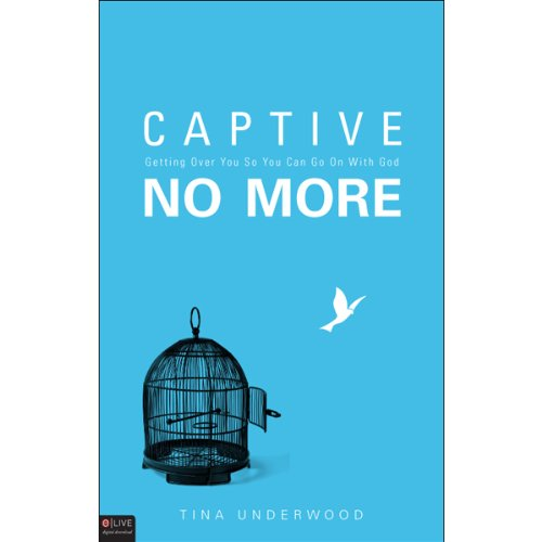 Captive No More  audiobook cover art