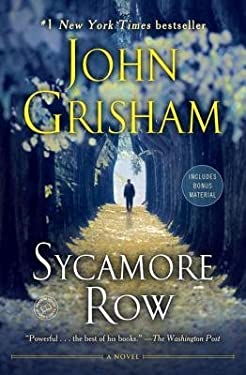 Sycamore Row[SYCAMORE ROW][Paperback]