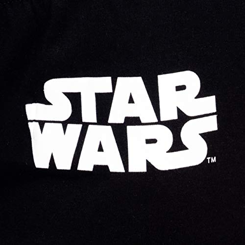 Star Wars Pijama para Mujer La Guerra de Las Galaxias Multicolor Large
