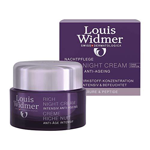 Widmer Rich Night Cream leicht parf�miert, 50 ml