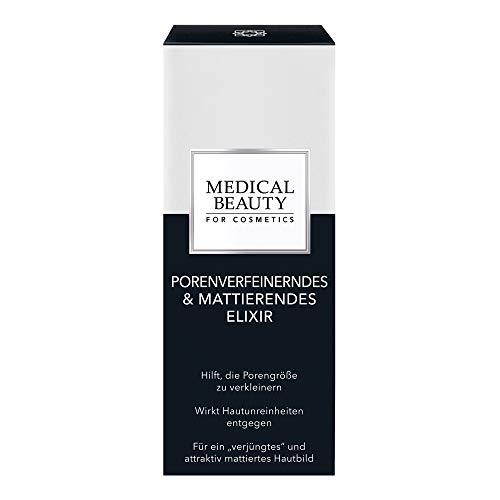MEDICAL BEAUTY® Porenverfeinerndes & Mattierendes Elixir | Hightech-Pflege zur Porenverfeinerung und Mattierung | Inhalt: 30 ml