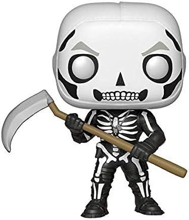 Funko- Fortnite Skull Trooper Figura de Vinilo, (34470)