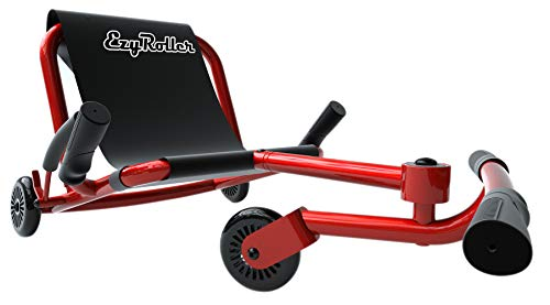 EzyRoller - Patinete, Color Rojo (382001)