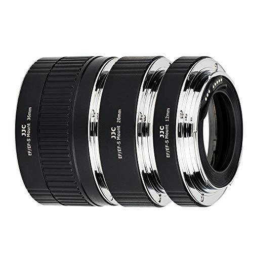 JJC Verlängerungsrohr für Canon EF/EF-S Mount - 12/20/36MM