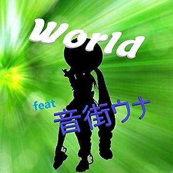 World (feat. Otomachi Una)