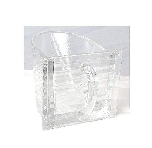 Preisvergleich Produktbild Küchenschütten Glasschütten Keramikschütten - 0, 75 Ltr Farbe matt