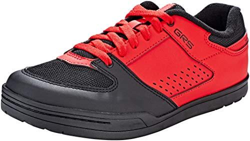 Shimano SH-GR500 - Zapatillas - Rojo/Negro Talla del Calzado EU 42 2019