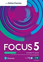 Focus 2e 5 Student's Book with Standard PEP Pack