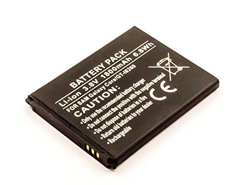 AccuPower batería adecuada para Samsung Galaxy Core, Core Plus, I8260