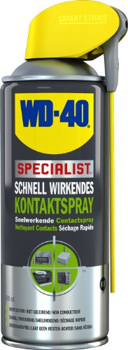 WD-40 Specialist 49368 Specialist Kontaktspray 400ml Smart Straw