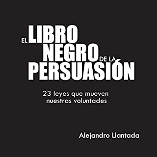 El Libro Negro de la Persuasión [The Black Book of Persuasion] cover art