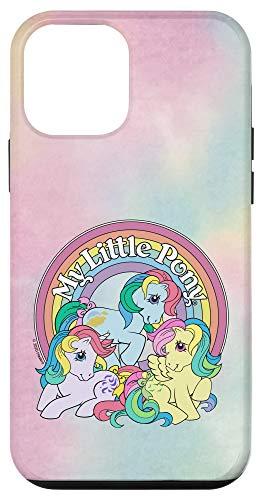 iPhone 12 mini My Little Pony Retro Rainbow Case