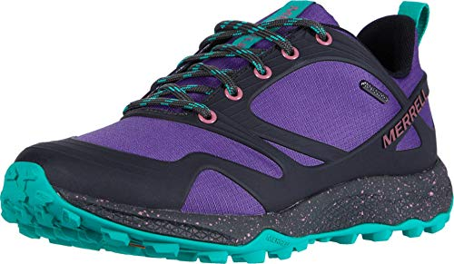 Merrell Women's Altalight Wp Hiking Shoe, Acai, 6