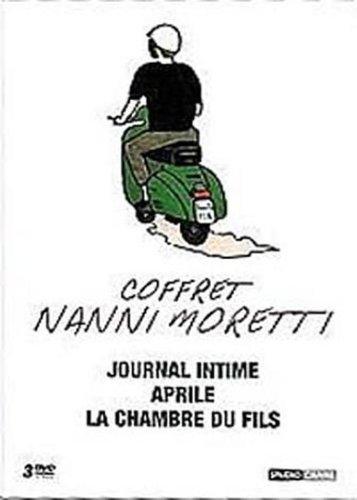 Coffret Nanni Moretti 3 DVD : La Chambre du fils / Aprile / Journal intime