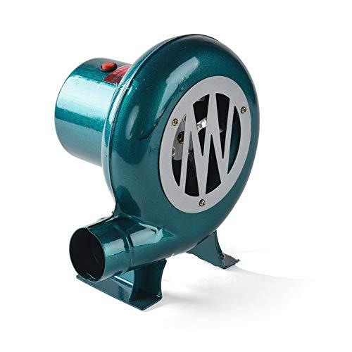 HAOWEN Soplador Eléctrico De 48 V De Velocidad - Soplador De Barbacoas Soplador De Forja De Carbón - para Barbacoa Herramienta De Cocina para Ventilador De Chimenea,100W