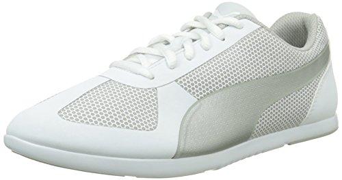 Puma Damen Modern Soleil Sneakers, Weiß (White Silver 04), 40 EU