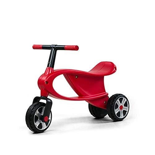 HFJKD 2-5 Jahre altes Baby Dreirad-Sportwagen Tragbares Kleinkind Baby Roller Kindergarten Kinderspielzeug Fahrrad