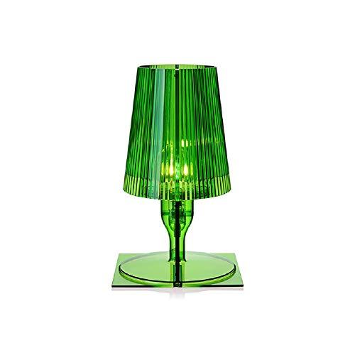 Kartell Take, Lampada da Tavolo, Verde