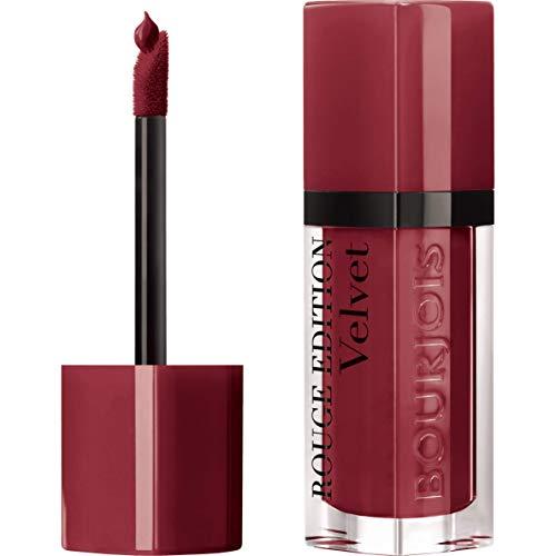 Bourjois - Rouge Edition Velvet - Rouges à Lèvres - 24 Dark Cherie - 7,7 ml