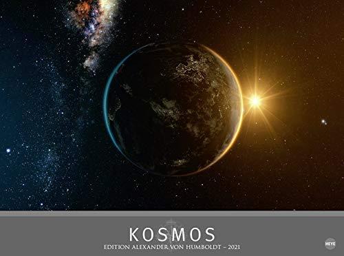 Kosmos - Edition Alexander von Humboldt - hochwertiger Foto-Wandkalender 2021 mit Monatskalendarium und zusätzlicher Seite mit Informationen - Format 78 x 58 cm