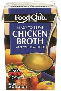 Food Club, Chicken Broth