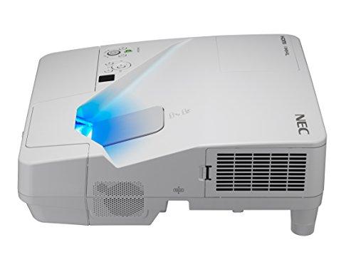 NEC UM301W Ultra-short throw Projector LCD incl.wall mount WXGA 3000ANSILumen