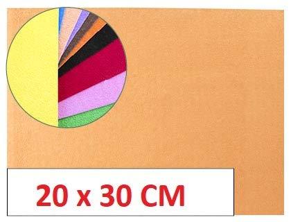 Goma Eva 20x30cm 2mm Color Carne (10 ud.)