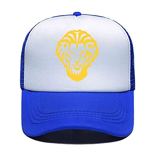 Shihuawu Gorras de béisbol para Hombre para Mujer Sombrero Divertido para Padres Sombrero de Camionero con Sombra de Red -14-Niños-G1117