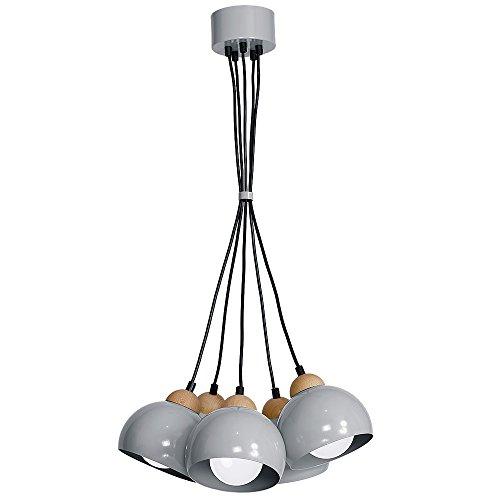 Alma 1 Lampe de table Lampe de table Veilleuse Noir