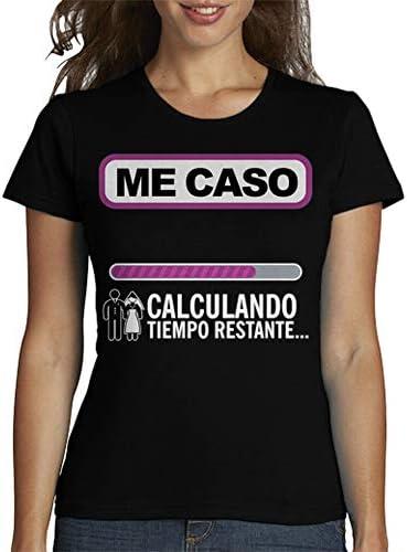 Camiseta Despedida de Soltera para Mujer
