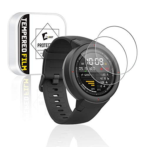Kit 2 Películas protetora para Xiaomi Huami Watch VERGE (Screen Protector) - Películas de Vidro