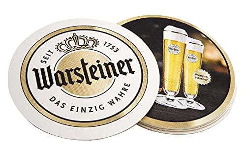 Warsteiner Bierdeckel (100 Stück)