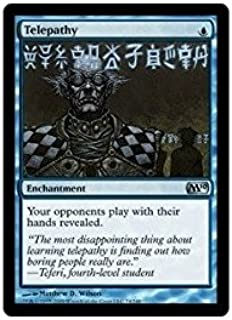 Magic The Gathering - Telepathy - Magic 2010