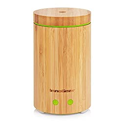 Innogear Real Bamboo Essential Oil Diffuser Review