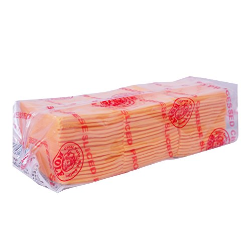 ROLF チェダーチーズ スライス 1300g(108枚)【冷蔵】