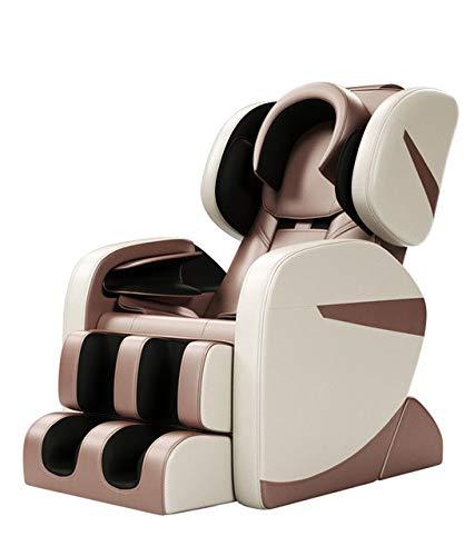 JINGQI SL Schiene Ganzkörper elektrische HWS multifunktionale Massagesessel Sofa Massage