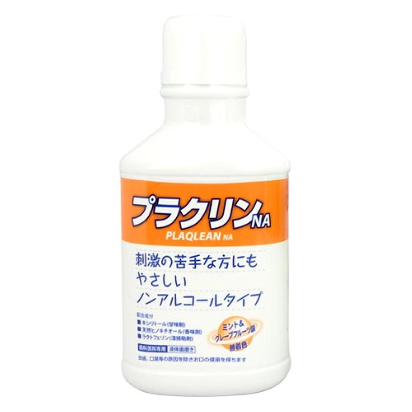 液体 歯磨き シリーズ 500ml プラクリンNA